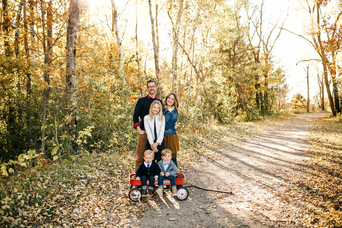 St. Cloud family photography