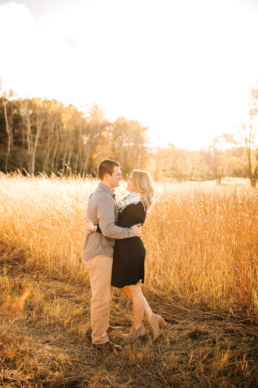 St. Cloud engagement photographer