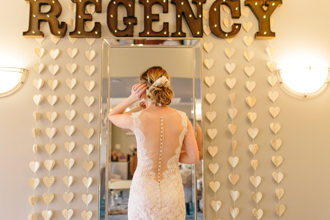912 Regency Plaza Bridal Suite