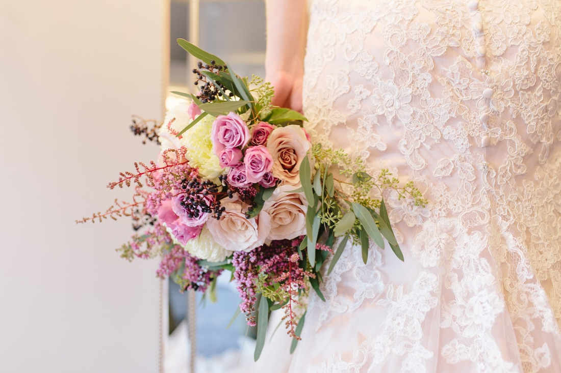 St. Cloud Floral Bridal Bouquet