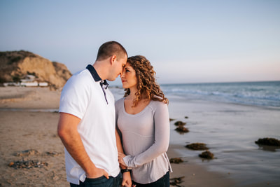 Irvine California engagement