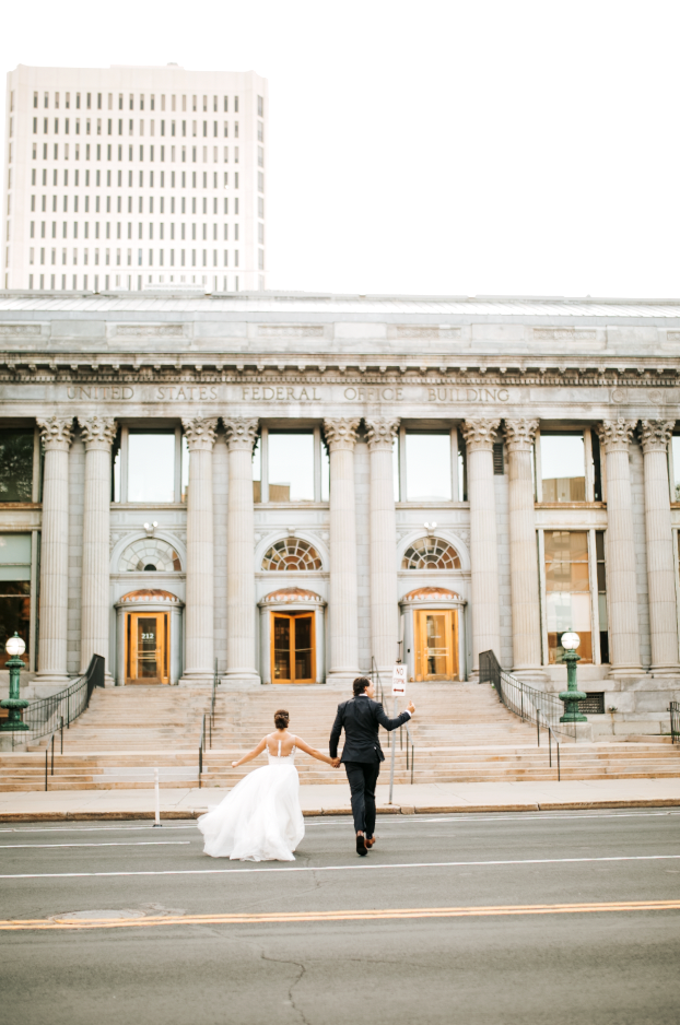 The depot minneapolis wedding