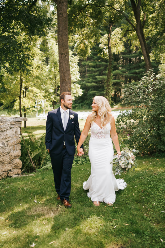 Minnesota wedding photos
