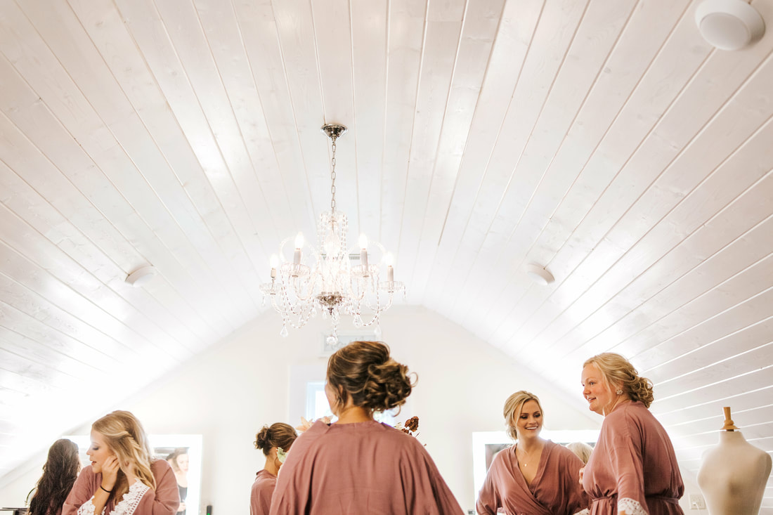 Round Barn Farm B&B wedding photos